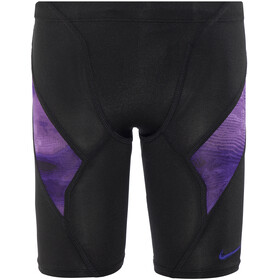 Nike Swim Cumulus Jammer Boys Court Purple